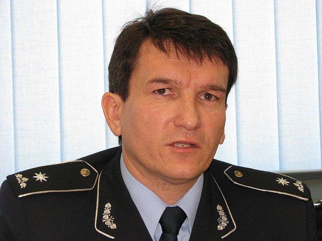 Policejní prezident Oldřich Martinů.