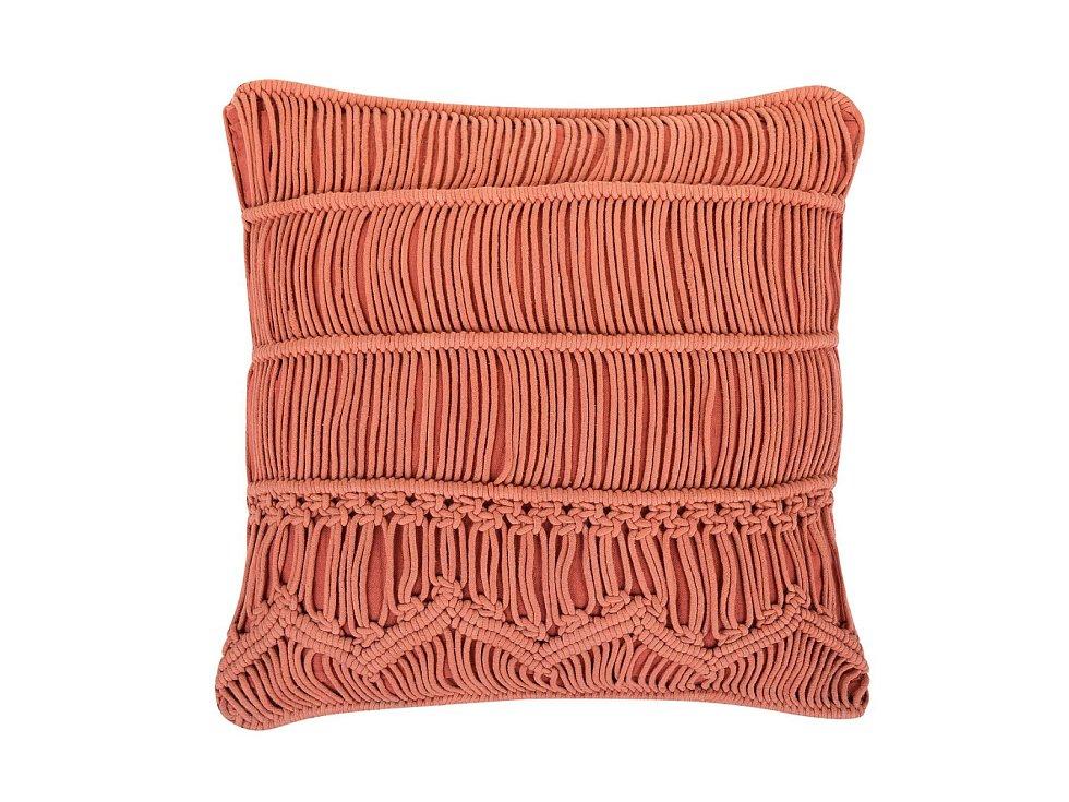 Ozdobný bavlněný polštář AKKOY, 949 Kč