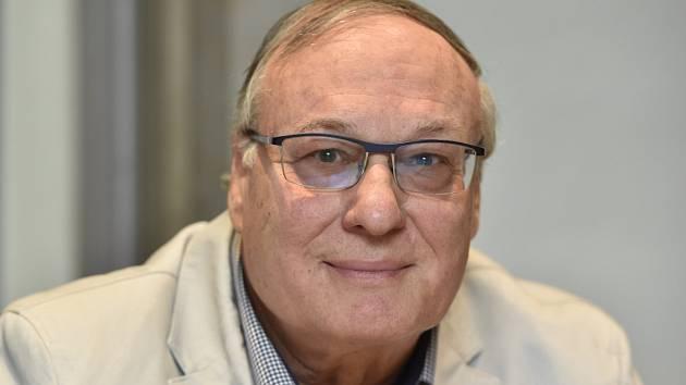 Poslanec Jiří Ventruba