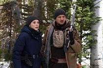 Jeremy Rener ve filmu Wind River