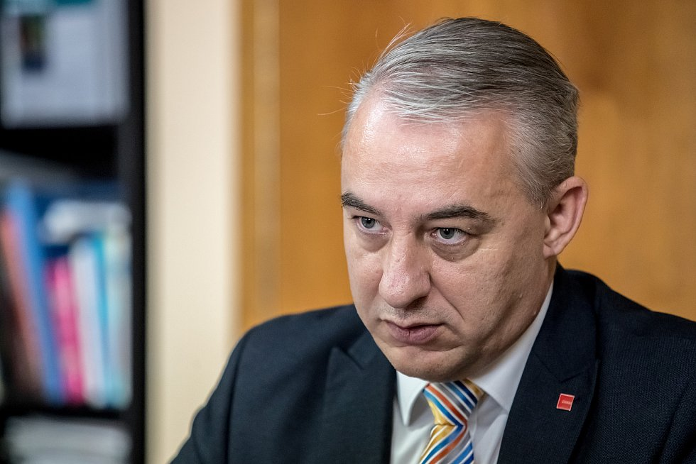 Josef Středula.