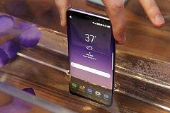 Jihokorejská společnost Samsung Electronics dnes představila svůj nový smartphone Galaxy S8.