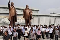 Severokorejský komunistický režim je všeobecně považován za jeden z nejrepresivnějších na světě.