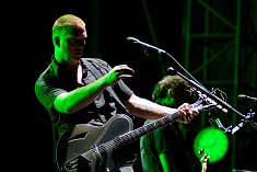 Frontman skupiny Queens of the Stone Age Josh Homme