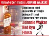 Soutěžte s Deníkem o whisky Johnnie Walker Red Rye Finish