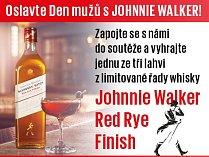 Oslavte Den mužů s JOHNNIE WALKER!