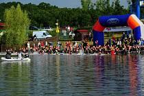 FORD CZECHMAN TOUR, Český pohár v dlouhém triatlonu.