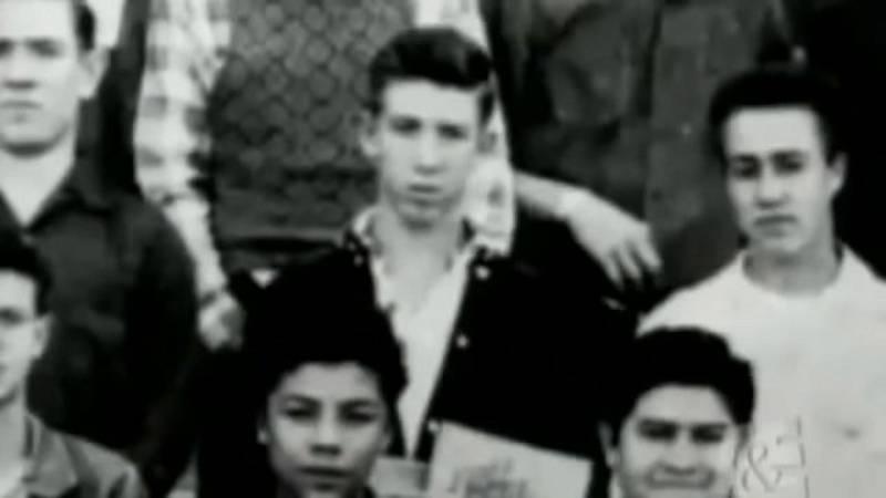 Richard Speck coby teenager na školní fotografii