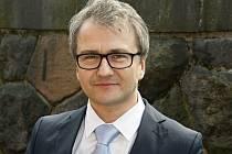 Umělecký ředitel Strun podzimu Marek Vrabec.