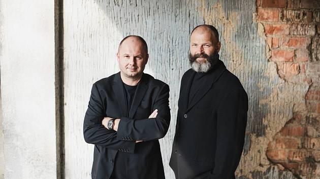 Aleš Lapka a Petr Kolář