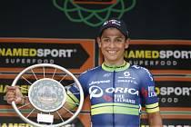 Esteban Chaves vyhrál jako první Kolumbijec závod Kolem Lombardie.