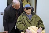 V Mnichově pokračoval soud s Johnem Demjanjukem, údajným bývalým dozorcem v nacistickém koncentračním táboře Flössenbürg.