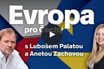 Podcast Evropa pro Čechy s Lubošem Palatou