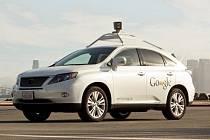 Autopilot ve voze Google