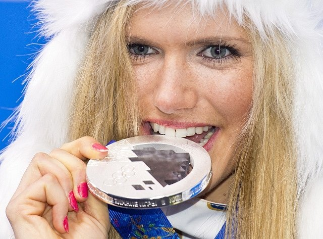 Gabriela Soukalová a její stříbro z hromadného závodu