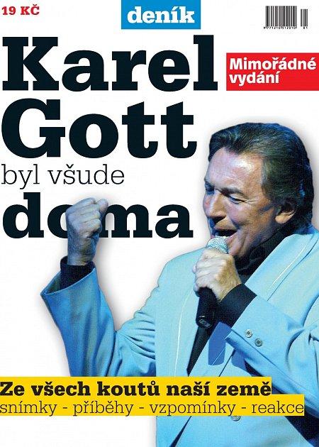 Mimořádné vydání deníku: Karel Gott