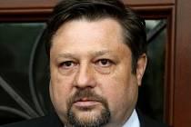 Bývalý poslanec za ČSSD Petr Wolf.