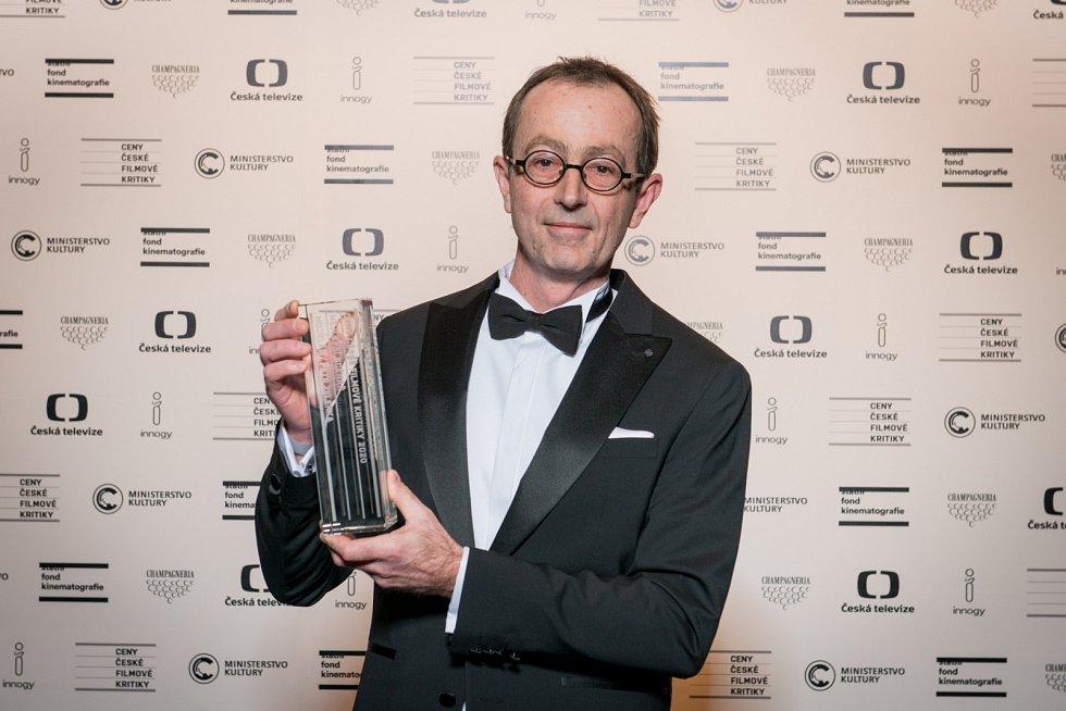 Petr Zelenka získal cenu za nejlepší scénář ke snímku Modelář.