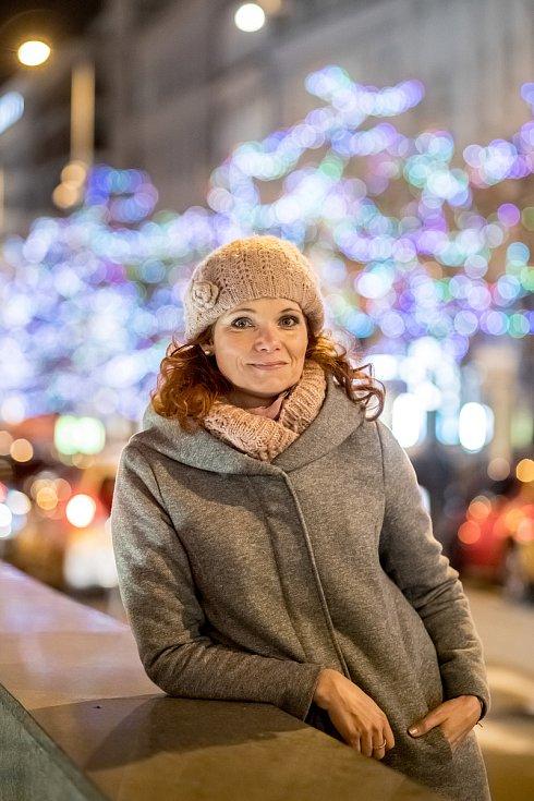 Výživová poradkyně Štěpánka Čápová