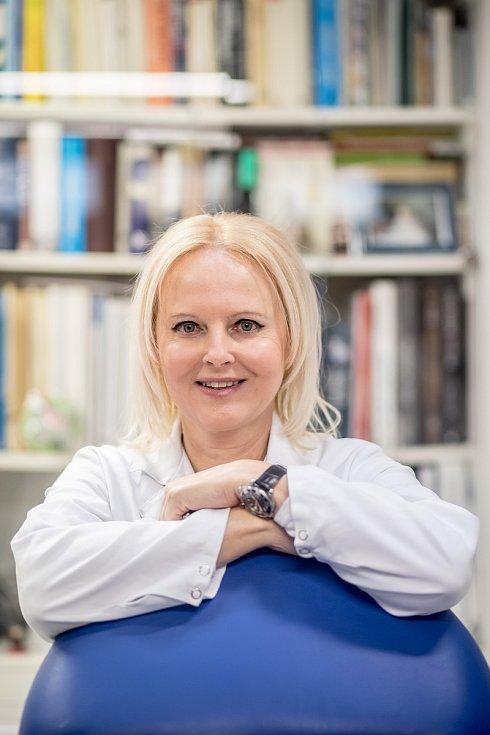 Dermatoložka Zuzana Kulíkováz pražské kliniky LaserPlastic