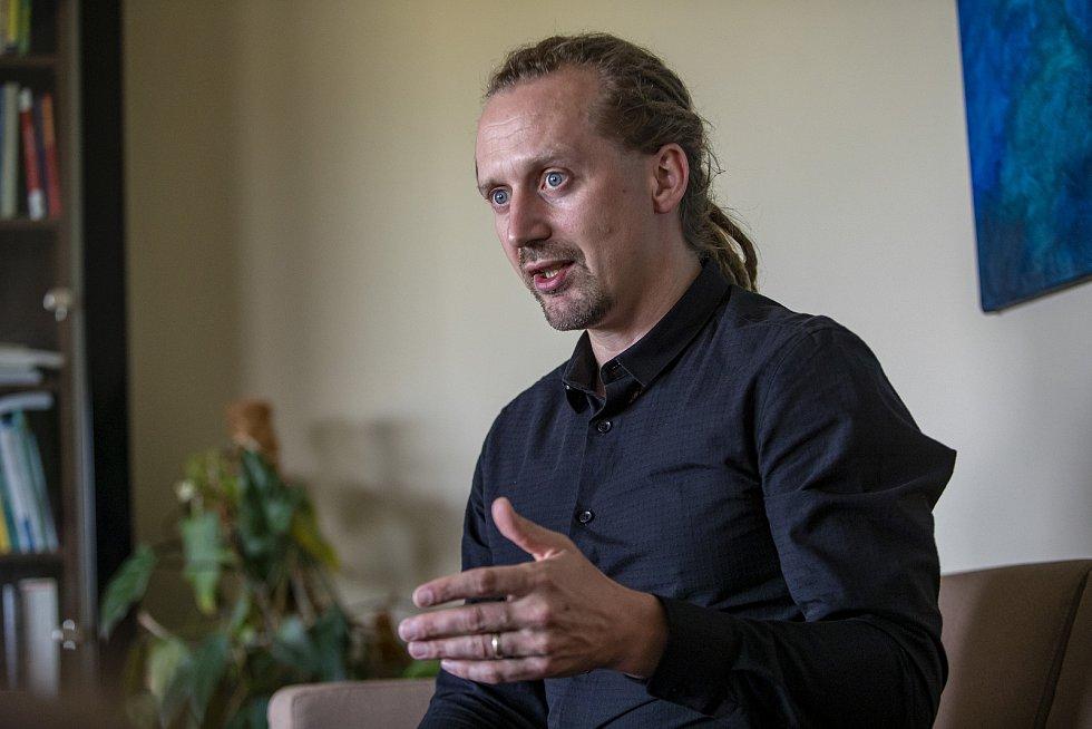 Ředitel Národního ústavu duševního zdraví (NÚDZ) Petr Winkler