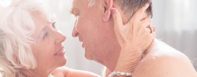 Sex v pokročilém věku - ilustrační foto.
