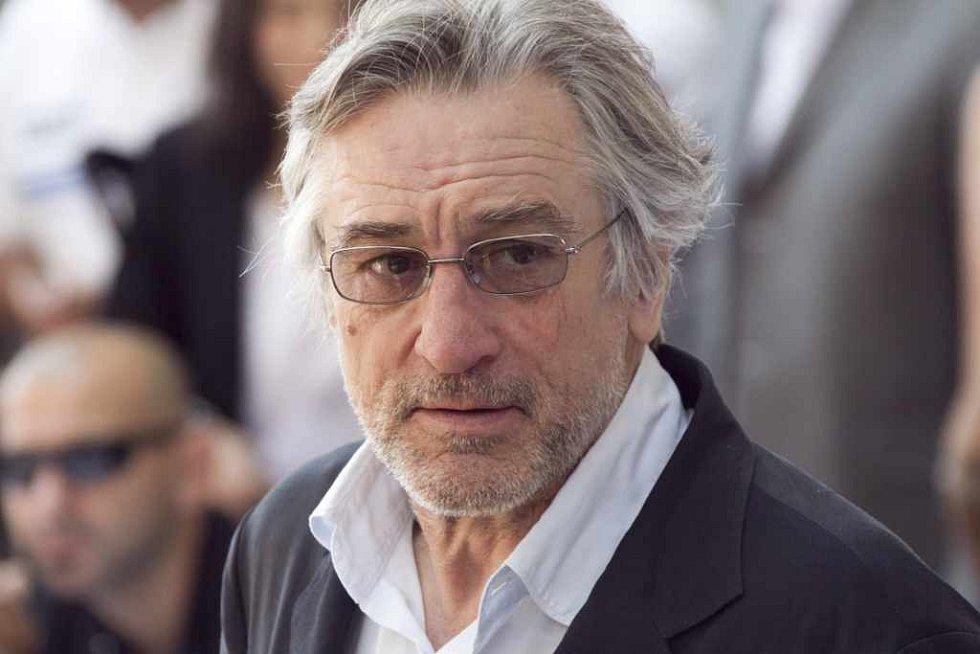 Americký herec Robert DeNiro