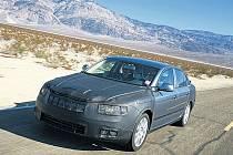 Nové Superby zatím na silnici není možné potkat, testují se pouze v extrémních podmínkách.