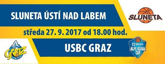 Sluneta Ústí nad Labem - USBC Graz