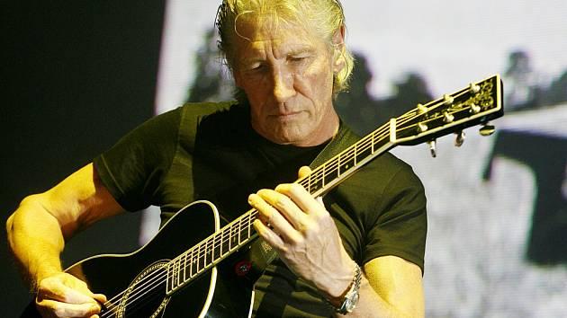Bývalá vůdčí osobnost skupiny Pink Floyd zpěvák a skladatel Roger Waters