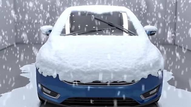 Nová zkušebna Fordu simuluje extrémní podmínky.