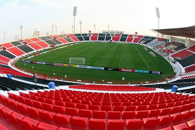 Stadion klubu Al-Rayyan.