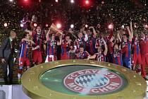 Fotbalisté Bayernu Mnichov získali posedmnácté v historii Německý pohár.