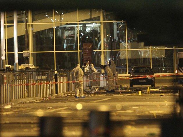 K jednomu z teroristických útoků v Paříži došlo i v komplexu fotbalového stadionu Stade de France, kde se hrál zápas Francie s Německem.
