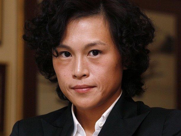 Gigi Čao, dcera hongkongského miliardáře.
