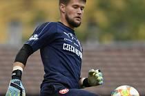 Brankář české fotbalové reprezentace Tomáš Vaclík