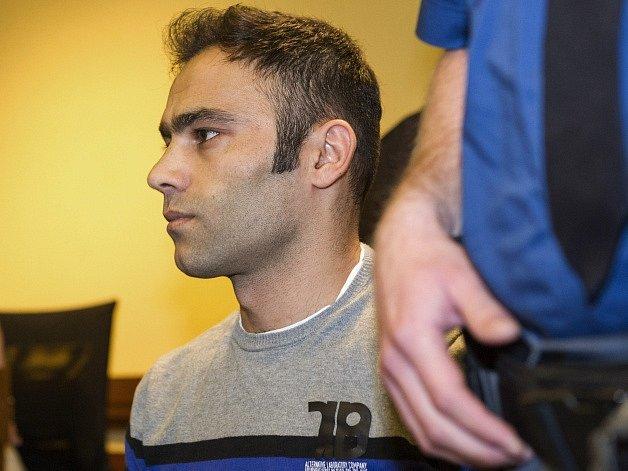 Hradecký krajský soud projednával 12. února případ tureckého občana Nazmiho Sahina.