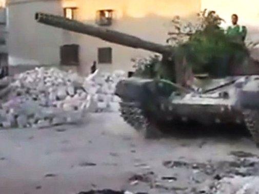 Boje o město Halab. Ilustrační foto