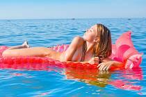 Češi si chtějí na dovolené hlavně odpočinout. Ilustrační foto.