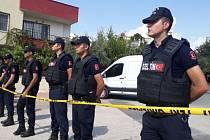 Policie zneškodnila útočníka v Turecku