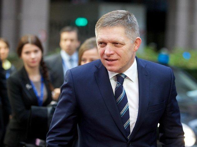 Slovenský premiér Robert Fico v dnešní televizní debatě odmítl zmírnit své výpady proti migrantům.