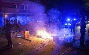 Násilné protesty pokračovaly i po skončení summitu