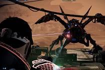 Počítačová hra Mass Effect 3: Leviathan.