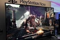 Služba PlayStation Now.