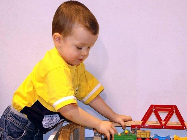 Hračky pro své děti vybírejte opatrně.