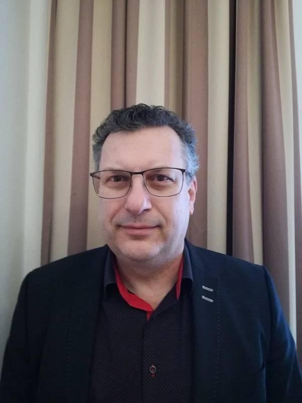 Generální ředitel Františkovy lázně Josef Ciglanský