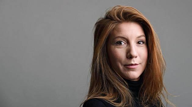 Švédská novinářka Kim Wall