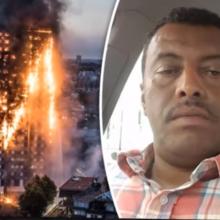 Zatím nepotvrzená příčina požáru je vznícení ledničky v bytě Behaila Kebedeho, odkud se požár šíříl.