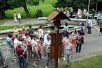 Naučná stezka Po stopách historie v Českých Libchavách
