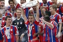 Bayern Mnichov se dočkal trofeje